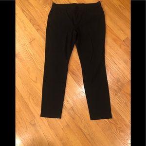 Eddie Bauer black straight leg sz 14 pants